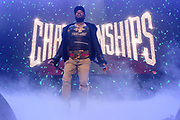 WASHINGTON, DC - March 28th, 2019 - Acclaimed rapper Meek Mill performs at The Anthem in Washington, D.C. His album Championships, released last November, debuted at #1 on the Billboard album chart. (Photo by Kyle Gustafson / For The Washington Post)