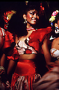 Colombian Girls at Barranquilla Carnival