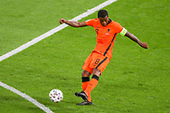 Georginio Wijnaldum of the Netherlands during the UEFA Euro 2020, Group C football match between Netherlands and Austria on June 17, 2021 at the Johan Cruijff ArenA in Amsterdam, Netherlands - Photo Marcel ter Bals / Orange Pictures / ProSportsImages / DPPI