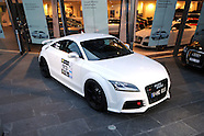 Close Audi TTRS Shoot