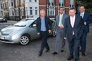 LEFT; FRANCIS MAUDE, Conservative Summer Party. Royal  Hospital Chelsea. London.  5 July 2010. -DO NOT ARCHIVE-© Copyright Photograph by Dafydd Jones. 248 Clapham Rd. London SW9 0PZ. Tel 0207 820 0771. www.dafjones.com.