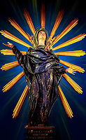 """Three-dimensional artistic impression of Glorious Our Lady of Sorrows - Cathedral of San Rufino, Assisi""...<br />