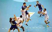 DESCRIZIONE : France Hand Equipe de France Homme Match Amical Nantes<br /> GIOCATORE : BOSQUET Sebastien<br /> SQUADRA : France<br /> EVENTO : FRANCE Equipe de France Homme Match Amical  2010-2011<br /> GARA : France Tunisie<br /> DATA : 30/10/2010<br /> CATEGORIA : Hand Equipe de France Homme <br /> SPORT : Handball<br /> AUTORE : JF Molliere par Agenzia Ciamillo-Castoria <br /> Galleria : France Hand 2010-2011 Action<br /> Fotonotizia : FRANCE Hand Hand Equipe de France Homme Match Amical Nantes<br /> Predefinita :