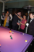 """Edith Bowman. Official Pre-Brit Awards 2005 Pool Tournament"""" at The Sanderson Hotel February 8, 2005 in London. The party is hosted by Esquire Magazine ONE TIME USE ONLY - DO NOT ARCHIVE  © Copyright Photograph by Dafydd Jones 66 Stockwell Park Rd. London SW9 0DA Tel 020 7733 0108 www.dafjones.com"""