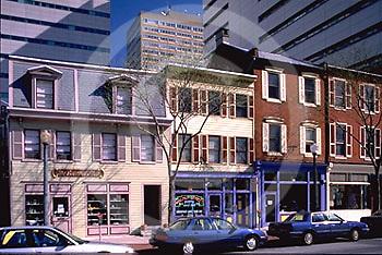 Harrisburg PA cityscapes, architecture