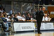 DESCRIZIONE :BOLOGNA  CAMPIONATO ITALIANO DI BASKET  LEGADUE  2004-2005<br />GIOCATORE : SABATINI - LI VECCHI<br />SQUADRA : VIRTUS BOLOGNA<br />EVENTO : CAMPIONATO ITALIANO DI  BASKET  LEGADUE  2004-2005<br />GARA : VIRTUS BOLOGNA - BANCA NUOVA TRAPANI<br />DATA : 24/10/2004<br />CATEGORIA : <br />SPORT : Pallacanestro<br />AUTORE : Agenzia Ciamillo-Castoria