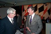 PAUL O'GRADY; STEPHEN FRY, FIRST NIGHT for Matthew Bourne's Swan Lake. Sadler's Wells. London. 11 December 2009