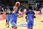 Diener Drake, GRISSIN BON REGGIO EMILIA vs VANOLI CREMONA, Campionato Lega Basket Serie A 2017/2018, recupero 23° giornata, PalaBigi Reggio Emilia 18 aprile 2018 - FOTO Bertani/Ciamillo