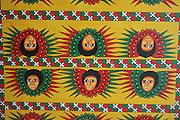 Africa, Ethiopia, Gondar, Ethiopian Primitive art