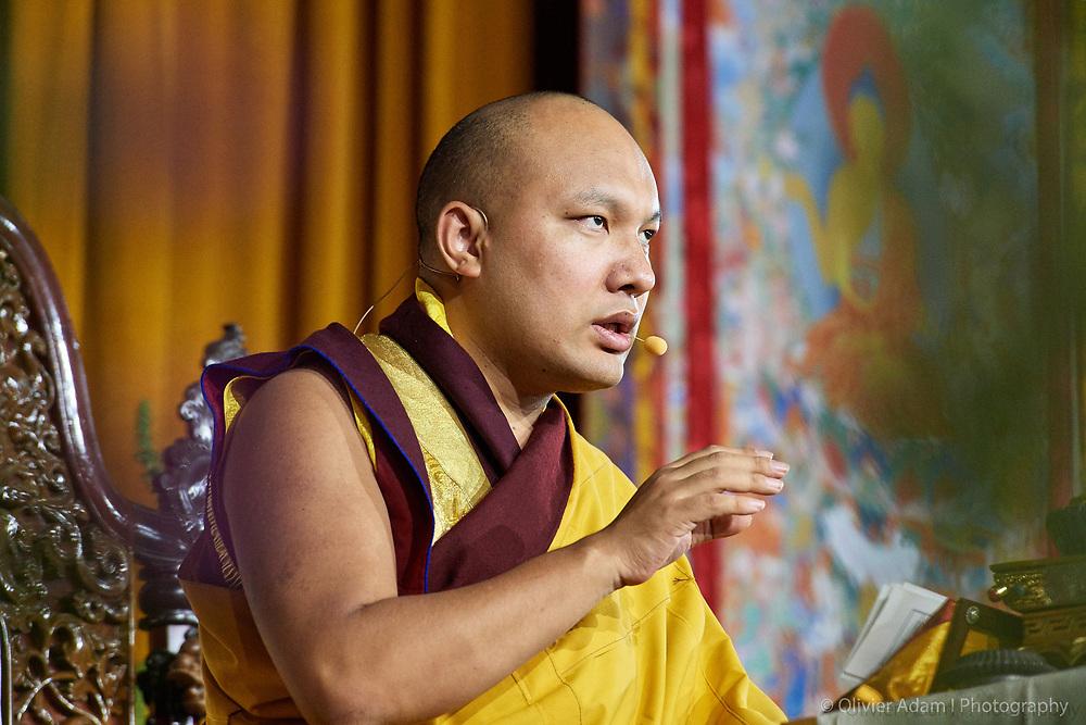 Karmapa London 2017 First visit of His Holiness Karmapa in UK