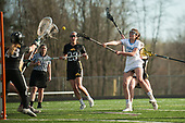 Burr and Burton vs. South Burlington Girls Lacrosse 05/06/19