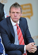 Stuart Pearce manager of Nottingham Forest during the Sky Bet Championship match at the New York Stadium, Rotherham<br /> Picture by Graham Crowther/Focus Images Ltd +44 7763 140036<br /> 13/12/2014