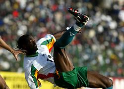 Alassani S. Diao, Senegal.  (Credit Image: RealTime Images)