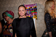 STELLA MCCARTNEY, Vogue: Fashion's Night Out: Stella McCartney. Stella McCartney, 30 Bruton Street, London. 8 September 2010.  -DO NOT ARCHIVE-© Copyright Photograph by Dafydd Jones. 248 Clapham Rd. London SW9 0PZ. Tel 0207 820 0771. www.dafjones.com.