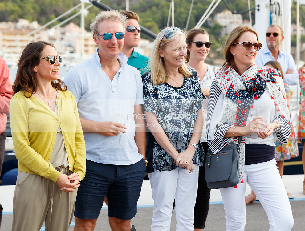 Oyster Regattas Palma 2018<br /> TUESDAY 2 ND OCTOBER<br /> Race Day 2: Passage Race to reserved berthing in Andratx marina.