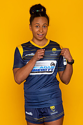 Jade Shekells of Worcester Warriors Women - Mandatory by-line: Robbie Stephenson/JMP - 27/10/2020 - RUGBY - Sixways Stadium - Worcester, England - Worcester Warriors Women Headshots