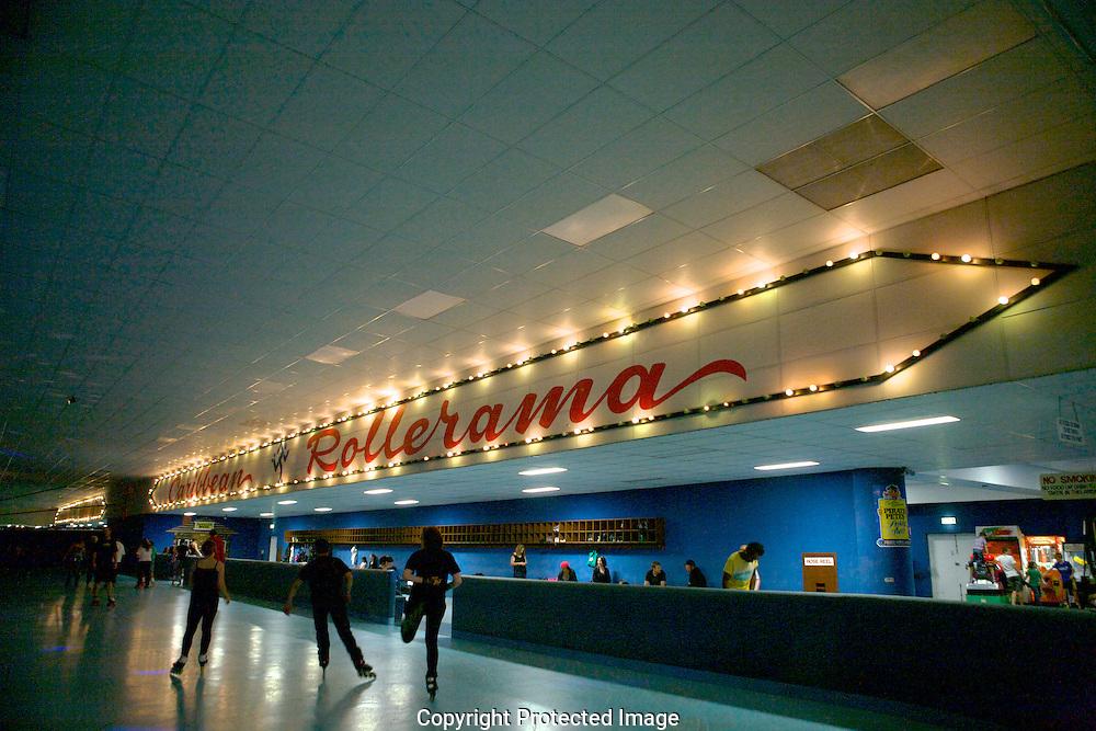 Roller Rinks of Australia - Caribbean Rollerama<br /> Melbourne