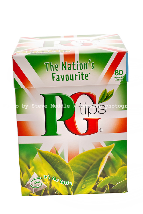 Box of PG Tips Tea Bags - 2011