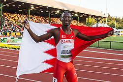 mens 400 meters, Abbas Abubakar Abbas, Bahrain, 3rd