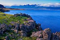 Stöðvarfjörður is a fjord in East Iceland.