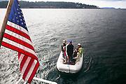 San Juan Islands, Puget Sound, Washington State
