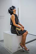 Swarovski drinks hosted by Nadja Swarovski and Yana Peel - The new Serpentine exhibition, a Zaha Hadid retro. The exhibition is in partnership with Swarovski - 15 Dec 2016. Guy Bell, 07771 786236, guy@gbphotos.com