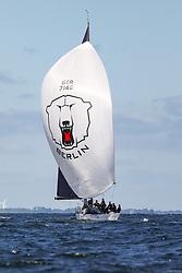 , Kiel - Kieler Woche 17. - 25.06.2017, ORC A - ARXES-TOLINA BM YACHTIN - GER 7140 - Peter Beck MIKKELSEN - FIRST 40 - Flensburger Segel-Club e. V