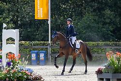 Hinners Sophie, Jean Couture<br /> KWPN Kampioenschappen - Ermelo 2019<br /> © Hippo Foto - Dirk Caremans<br /> Hinners Sophie, Jean Couture