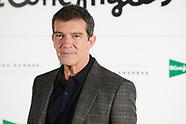 100518 Antonio Banderas is presented as new image of fashion Men El Corte Ingles