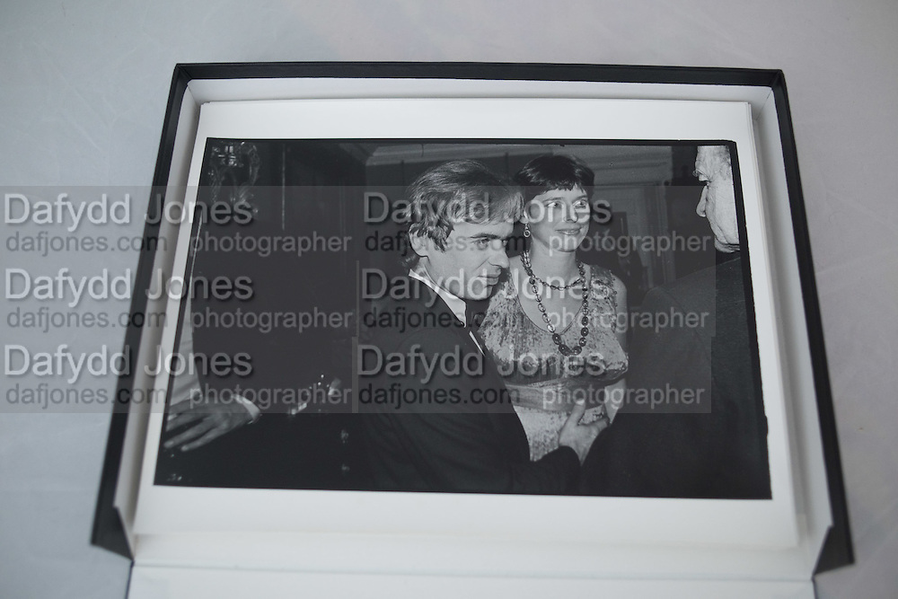 Mr. and Mrs. Martin Amis. ( First wife ) Wedding party, Holland Park. 1985