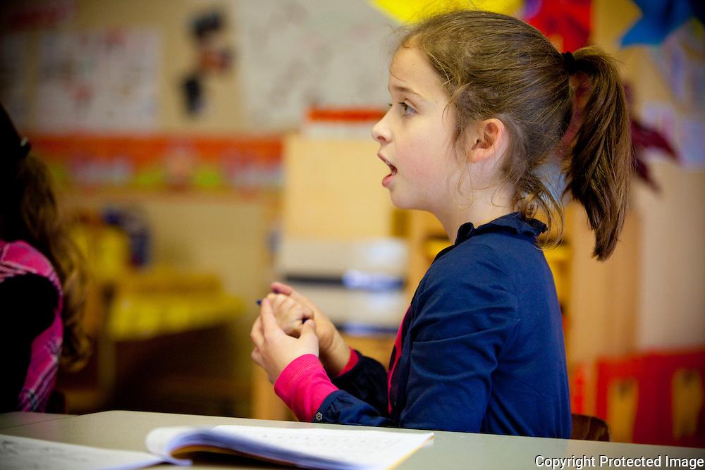 369633-De kinderen van klasje 2A van BS Windekind Vorselaar krijgen te horen dat ze een schoolreisje naar de efteling hebben gewonnen-Markt 18 Vorselaar