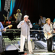 COLUMBIA, MD - June 15th, 2012 - The Beach Boys perform at Merriweather Post Pavilion as part of the band's 50th Anniversary Reunion Tour. This tour marks the first time chief songwriter Brian Wilson has done a full range of dates with the band since 1965. (Photo by Kyle Gustafson/For The Washington Post)