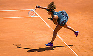 Naomi Osaka of Japan in action during the second round of the 2021 Internazionali BNL d'Italia, WTA 1000 tennis tournament on May 12, 2021 at Foro Italico in Rome, Italy - Photo Rob Prange / Spain ProSportsImages / DPPI / ProSportsImages / DPPI