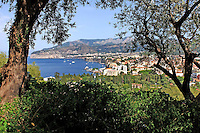 GV, general view, Sorrento, Italy, from rooftop, garden, Hotel Bristol, September, 2015, 201509161574<br /> <br /> Copyright Image from Victor Patterson, 54 Dorchester Park, Belfast, UK, BT9 6RJ<br /> <br /> t1: +44 28 9066 1296<br /> t2: +44 28 9002 2446<br /> m: +44 7802 353836<br /> e: victorpatterson@me.com<br /> <br /> www.victorpatterson.com<br /> <br /> IMPORTANT: Please see my Terms and Conditions of Use at www.victorpatterson.com