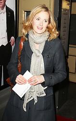Natasha Little, Perfect Nonsense - Press Night, Duke of York's Theatre, London UK, 12 November 2013, Photo by Brett Cove © Licensed to London News Pictures. Photo credit : Brett D. Cove/Piqtured/LNP