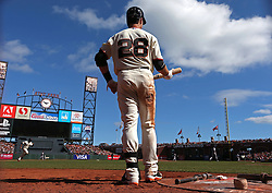 Buster Posey, 2013