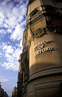 Photo of the Museum of Oxford in Oxford, England