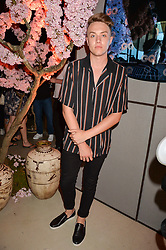 Roman Kemp at the Warner Music Group and British GQ Summer Party in partnership with Quintessentially held at Nobu Shoreditch, Willow StreetLondon England. 5 July 2017.