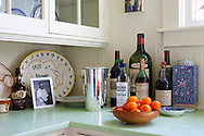 The Portland, Oregon home of Wendy Burden, author of  the memoir, Dead End Gene Pool. Items in the Pantry.