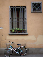 Parked Bicycle 4