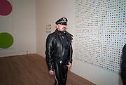 PETER MARINO, Damien Hirst, Tate Modern: dinner. 2 April 2012.