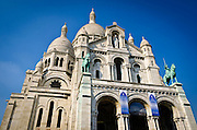 Sacre-Coeur Basilica, Montmartre, Paris, France