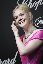 May 18, 2019 - Cannes, France - Elle Fanning. ''Love'' party Chopard in Cannes 2019.. Pictures: Laurent Guerin / EliotPress Set ID: 600943....239424 2000-01-01  Cannes France. (Credit Image: © Laurent Guerin/Starface via ZUMA Press)