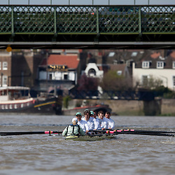 2012-04-06 Veterans Boat Race 2012