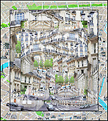 France: Latin Quarter, Paris