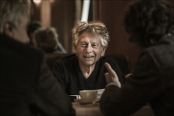 NO WEB. Photo session and report with Roman Polanski at l'Avenue in Paris, France, on March 31, 2016. Photo by Renaud Khanh/ABACAPRESS.COM