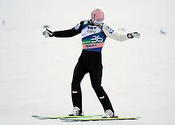16.03.2012, Planica, Kranjska Gora, SLO, FIS Ski Sprung Weltcup, Einzel Skifliegen, im Bild Martin Koch (AUT),  during the FIS Skijumping Worldcup Individual Flying Hill, at Planica, Kranjska Gora, Slovenia on 2012/03/16. EXPA © 2012, PhotoCredit: EXPA/ Oskar Hoeher