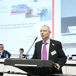 20150226 - Brussels - Belgium - 26 February 2015 -  Heating and cooling in the European energy  transition conference - Heat in the service of the EU energy transition  - Jean-Marc Jossart , Secretay-General , European Biomass Association ( AEBIOM )© EC/CE - Patrick Mascart