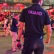 THA/Pattaya/20180723 - Vakantie Thailand 2018, Walking street beveiliging,