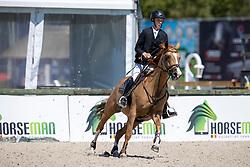 Vicini Nathan, BEL, Quarmen de la Loue<br /> Belgisch Kampioenschap Jeugd Azelhof - Lier 2020<br /> <br /> © Hippo Foto - Dirk Caremans<br /> 30/07/2020
